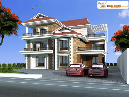 Readymade house design apnaghar provides you such new for Readymade house design