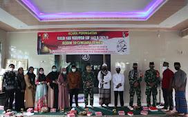 HMI Bersama KODIM 1013 Muara Teweh Gelar Maulid Nabi Muhammad SAW