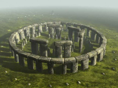 Druids Place, Celtic And Druids