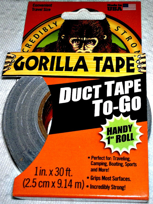 """Gorilla tape 1"""" wide"""
