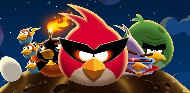 Maskot-maskot angry birds space yang keren-keren ini akan menghiasi tampilan desktopmu !