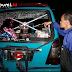 Mobil Angkot Cisaat - Cibadak Diduga Dirusak Komunitas Mobil Angkot di Sukabumi