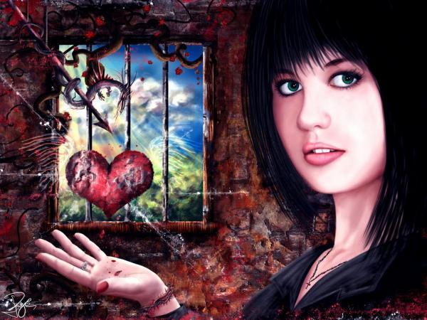Heart In My Hands, Magic Beauties 2
