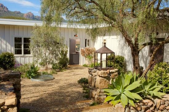 Casa tr s chic spa ranch at live oak malibu - Spa tres casas ...