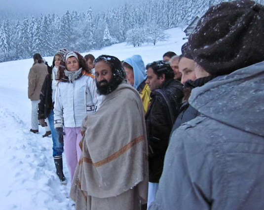 Sri Sri on Tour | Art of Living Universe Photo Gallery