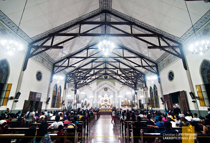 The Simple Interiors of San Carlos Borromeo Cathedral