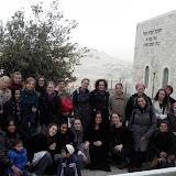 כיתת הגיור של מכון אורה בטיול בירושלים העתיקה
