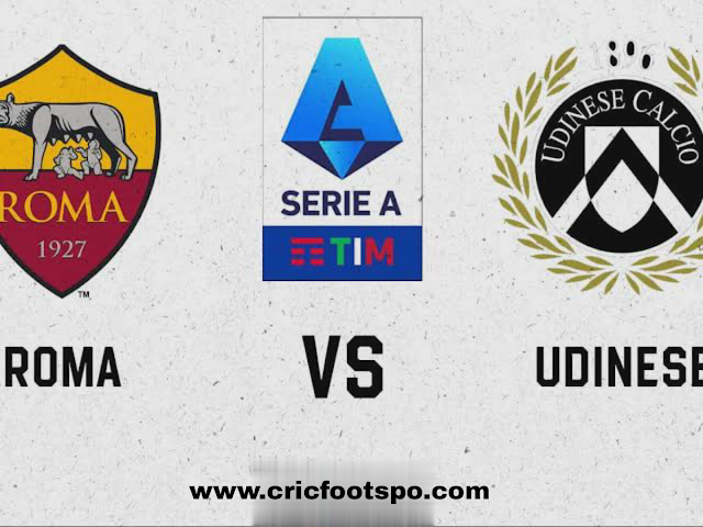 Roma vs Udinese live stream: Watch Serie A online