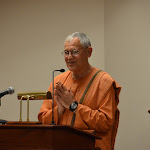 Day 1 Opening Introduction by Swami Atmajnanananda