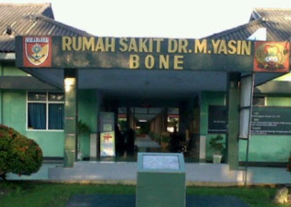 Pasien Dari Umbroh Dirawat di RS M Yasin Bone Meninggal Dunia
