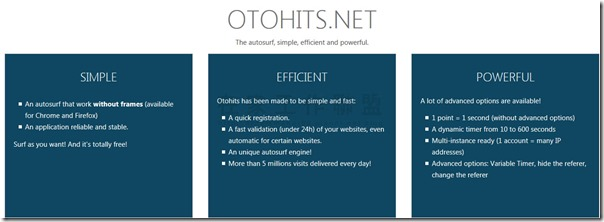 免費增加流量.流量交換工具(free traffic exchange)otohits.net註冊及操作使用教學00