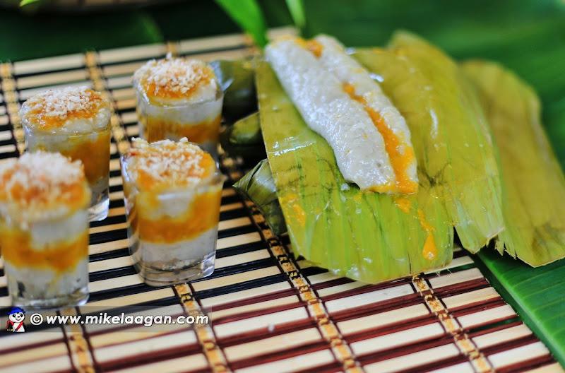 Suman con Mangga