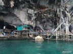 Viking Cave (ihr werden Schwalbennester zum Essen gesammelt)