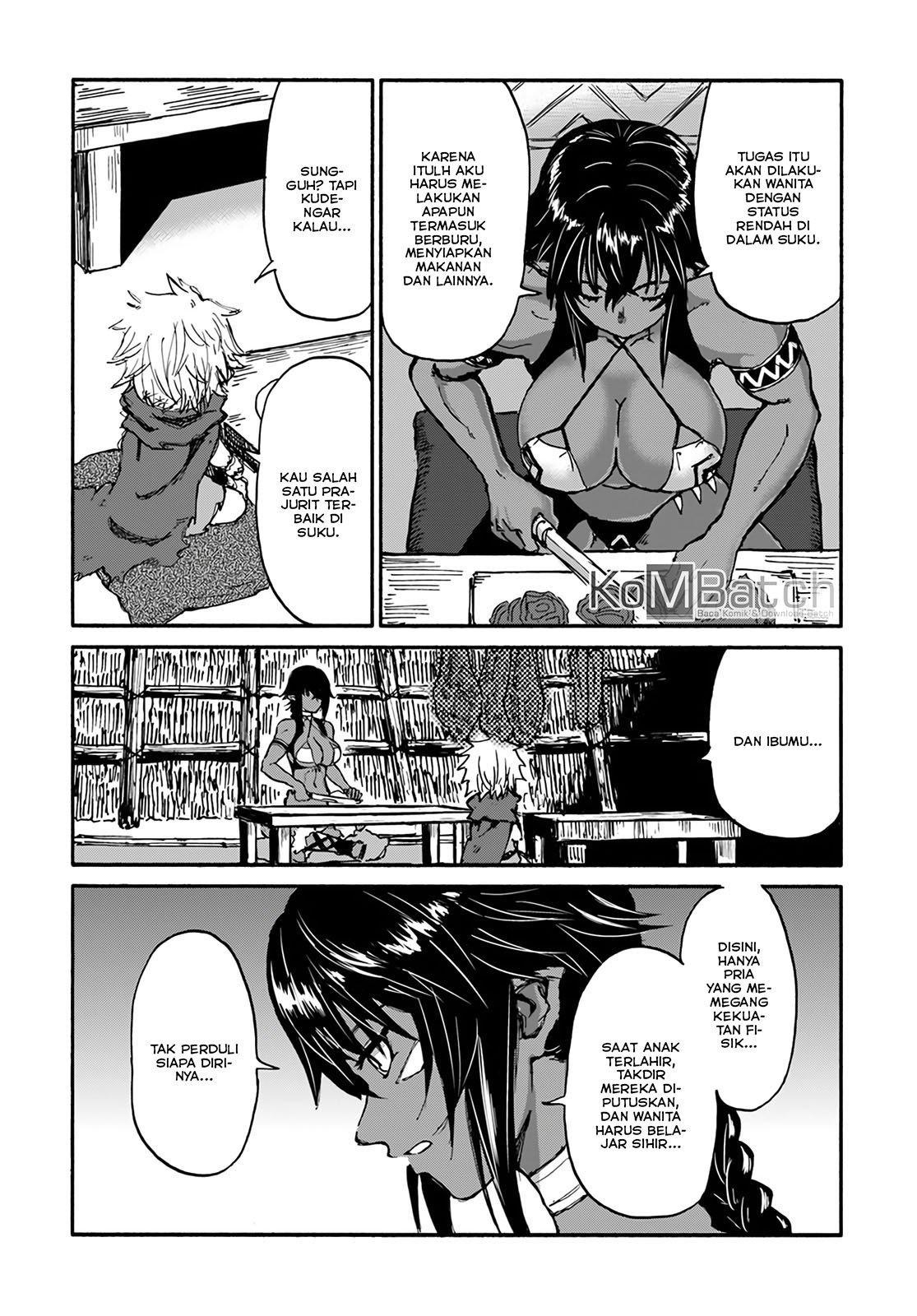 Yondome wa Iyana Shi Zokusei Majutsushi Chapter 15