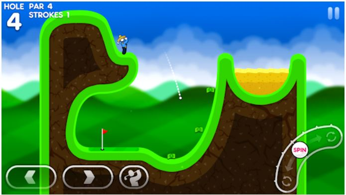 best sports games for android super stickman golf