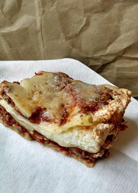 A Kitchen Hoor | Healthier #Lasagna with #RoastedTomato Sauce #Recipe