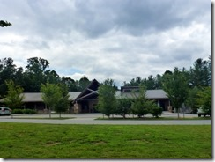New River SP Visitor Center
