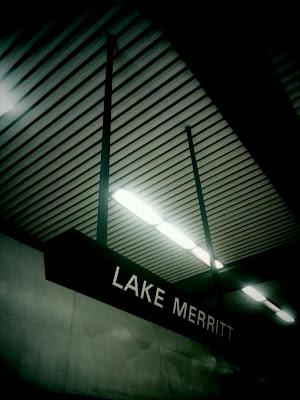 Lake Merritt BART Station