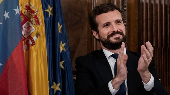 """Para Casado Cuba es una dictadura y Marruecos es una monarquía y un """"Gran amigo"""" de España."""