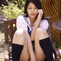 [DGC] 2008.06 - No.596 - Akari Saito (齋藤朱莉) 022.jpg