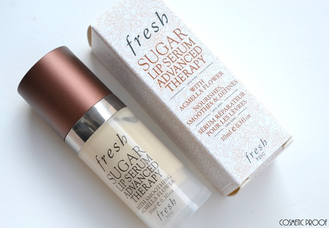 Fresh Sugar Lip Serum Advanced Therapy Review