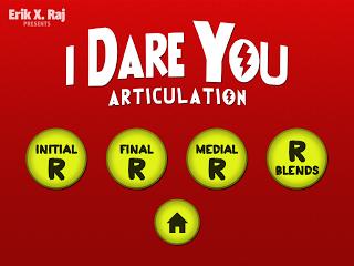 I Dare You Articulation R sound
