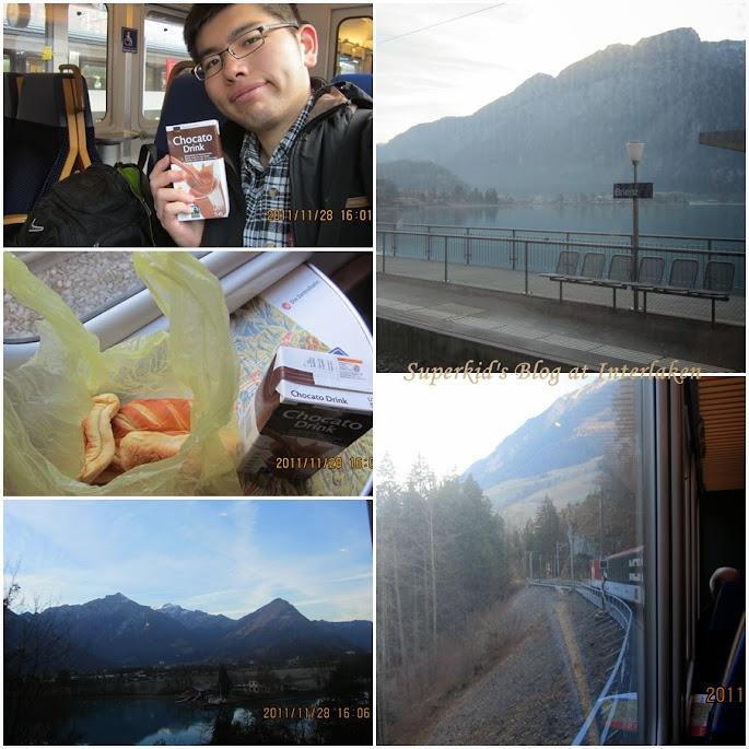 邊享用早午餐邊看美景,人生一大享受啊!