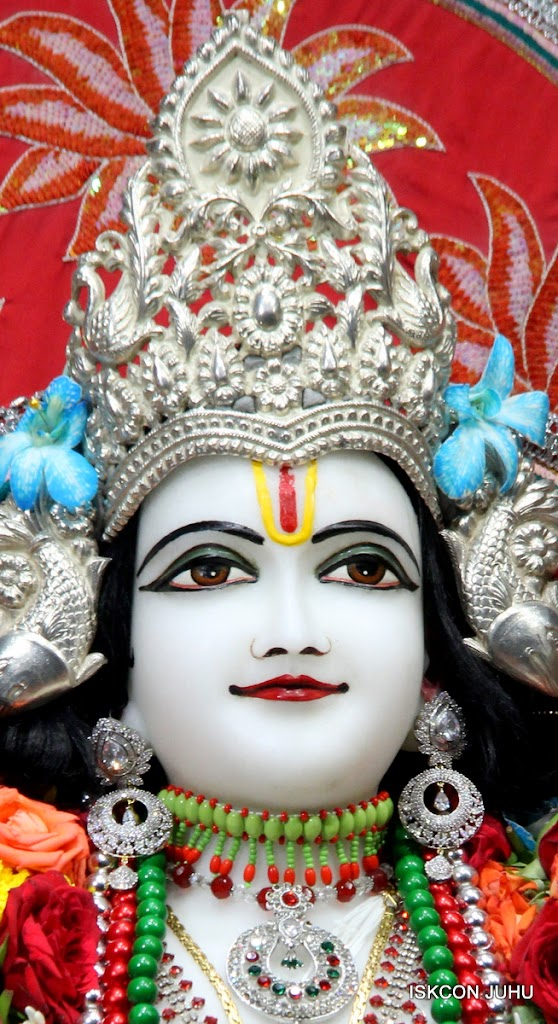 ISKCON Juhu Sringar Deity Darshan on 28th Aug 2016 (44)