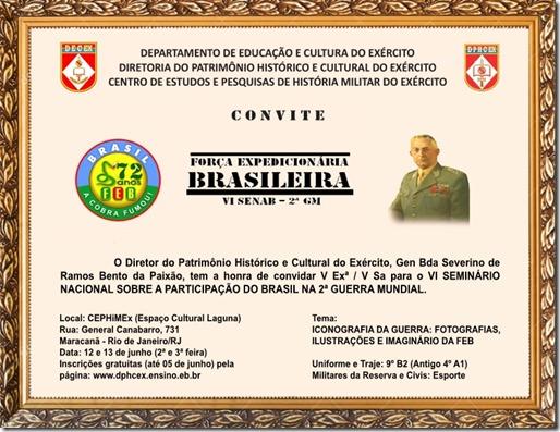 Convite Senab