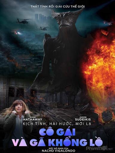 Colossal - Cô Gái Và Gã Khổng Lồ