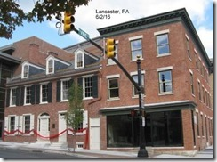 Thaddeus Stevens House-Law Office-Tavern