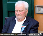 GERMANO NICOLINI VOTA SI