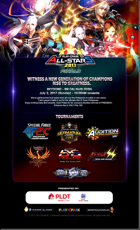 EDM ALLSTARS FINALS