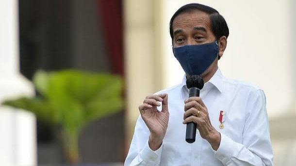 Jokowi Tegur Kapolri: Saya Dibilang Planga-Polongo, Lip Service, Itu Sudah Makanan Sehari-hari