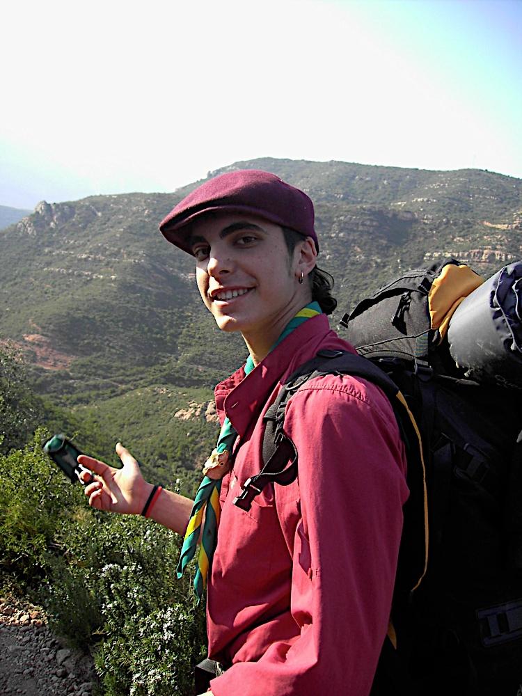 Sortida Sant Salvador de les espasses 2006 - PICT2252.JPG