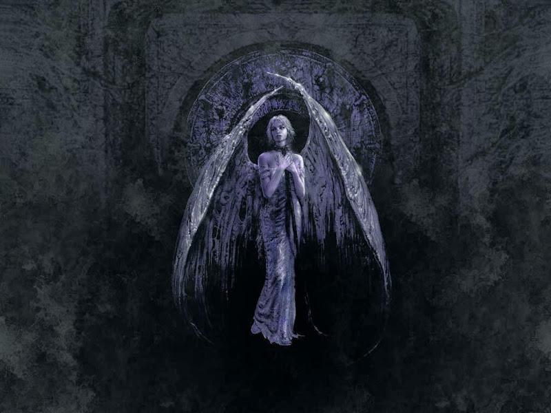 Evil Daemon Eyes, Fallen Angels