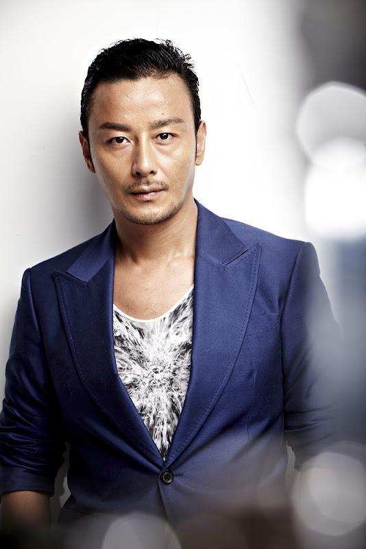 Liu Mu China Actor
