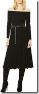 Karen Millen Knit Bardot Dress
