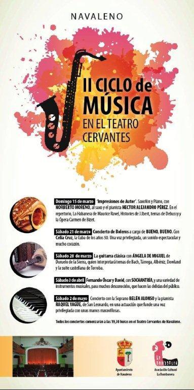Todo el programa de las XVII Muesta de Teatro 2013