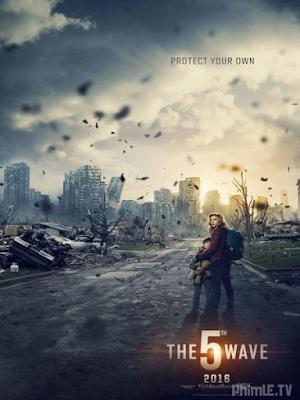 Phim Cuộc tấn công thứ 5 - The 5th Wave (2016)