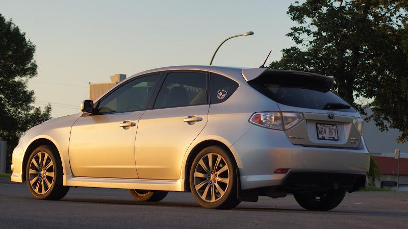 Qc Montreal 2009 Subaru Wrx Usd 12k