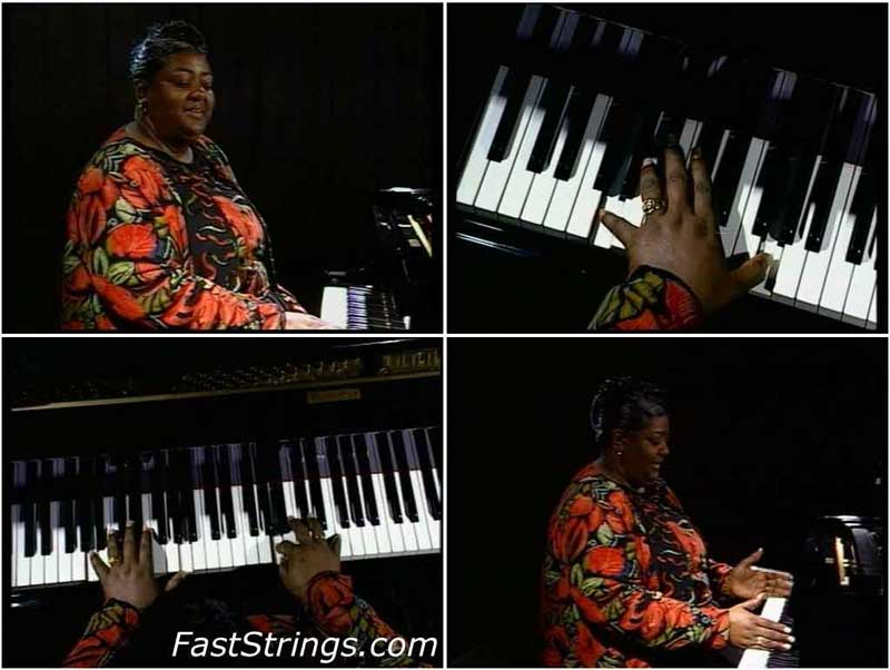 Ethel Caffie-Austin - Learn To Play Gospel Piano