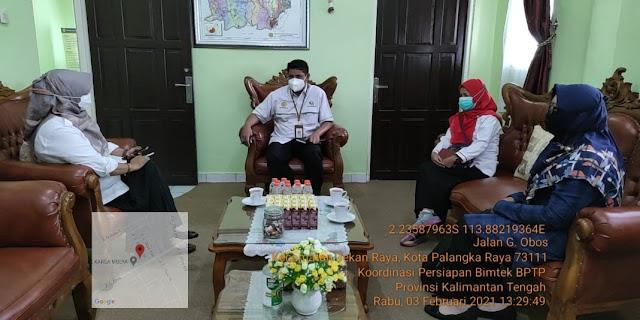 Sambangi Kalteng, SMK PPN Banjarbaru Koordinasikan Kostratani