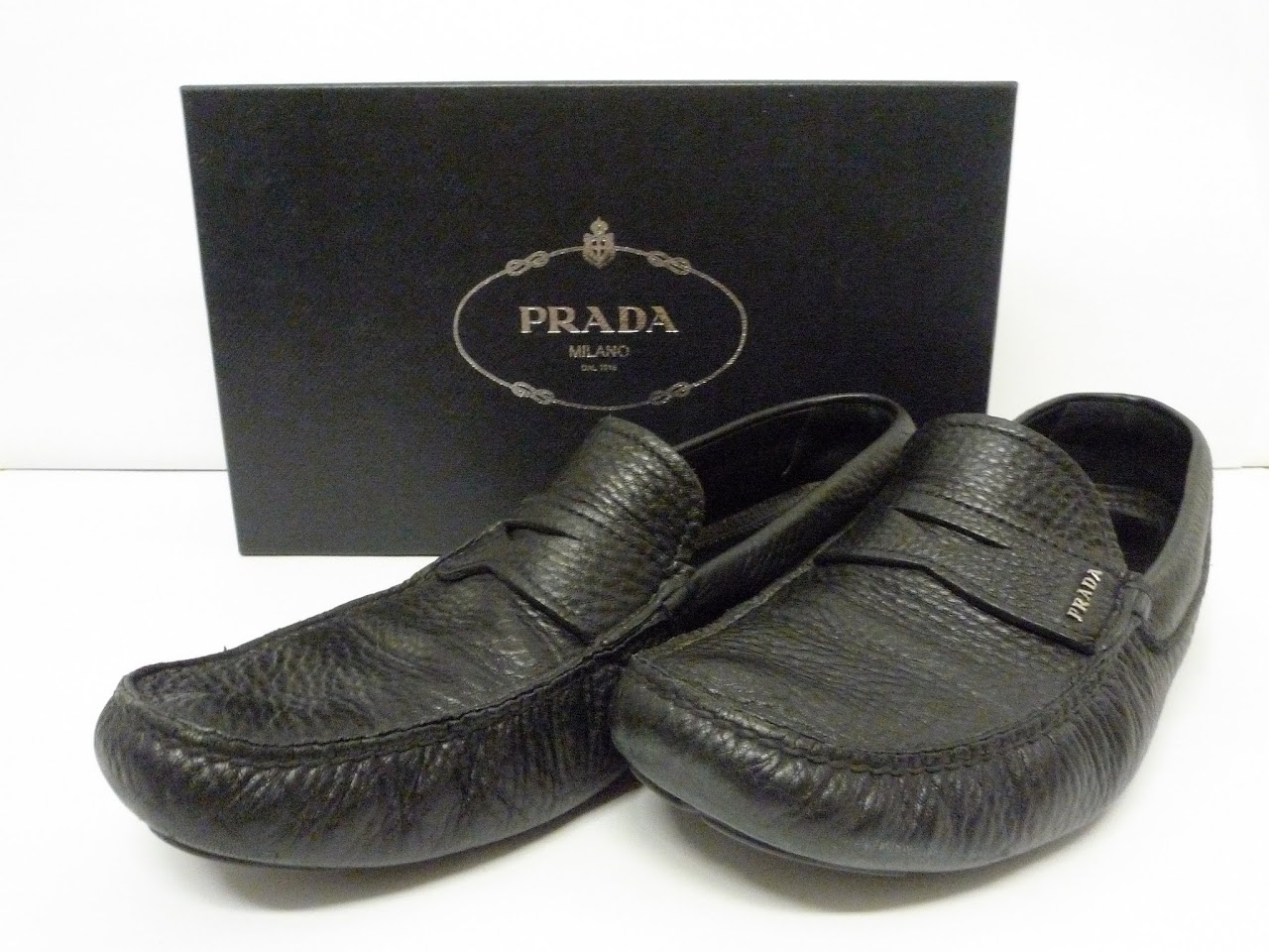 Men's Prada Loafers