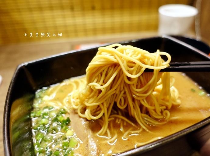 25 日本九州 一蘭拉麵 天神西店 方碗拉麵