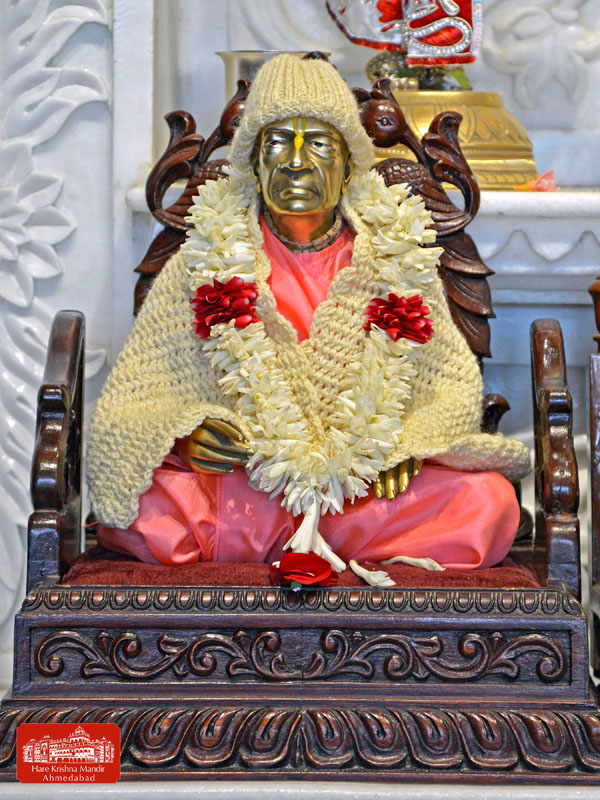ISKCON Hare Krishna mandir Ahmedabad 10 Jan 2017 (10)