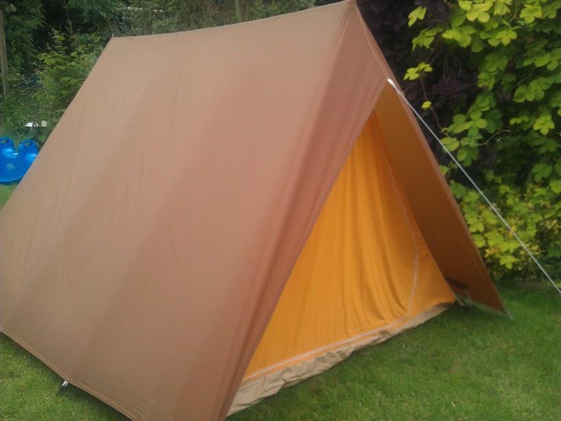 613 & Antique tent found in loft UKCampsite.co.uk Tent talk. Advice ...