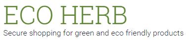 eco herb logo