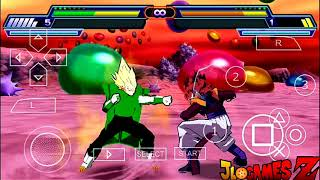 SAIUU!!! NOVO DRAGON BALL Z SUPER (MOD)  SHIN BUDOKAI 3 PARA CELULARES (ANDROID) (PPSSPP) + DOWNLOD