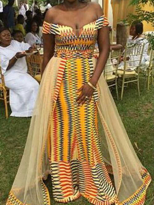 Traditional Dresses For Wedding In Africa 2018 2